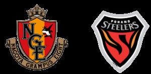 Nagoya Grampus vs Pohang Steelers tips