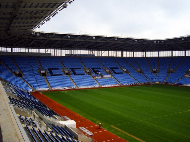 Coventry ground 1