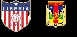 Liberia vs Central African Republic