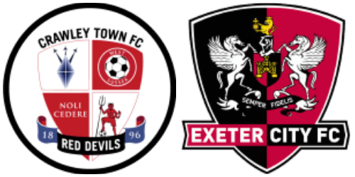 Crawley vs Exeter Prediction, Odds, and Free Betting Tips (19/10/2021)