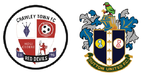 Crawley vs Sutton Prediction, Odds and Free Betting Tips (16/10/2021)