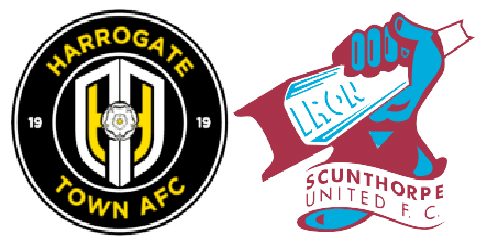 Harrogate vs Scunthorpe Prediction, Odds and Free Betting Tips (09/10/2021)