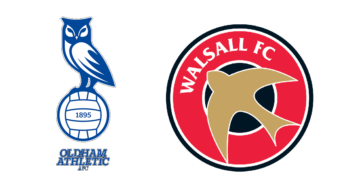 Oldham vs Walsall Prediction, Odds and Free Betting Tips (19/10/2021)