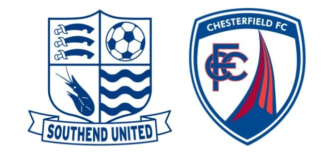 Southend vs Chesterfield prediction, odds & free betting tips 09/10/2021